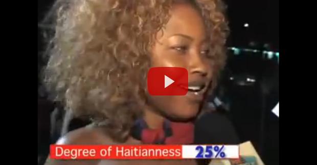 degree of haitianness